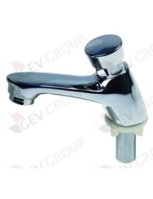 "self-closing tap ca.15s thread 1/2"" pillar tap"