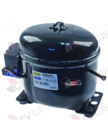 Compressor KONOR type GQR90AA coolant R134a 220-240V 50Hz 10,1kg 1/4HP power input 220W