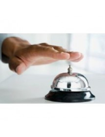 Reception call bell 10 cms