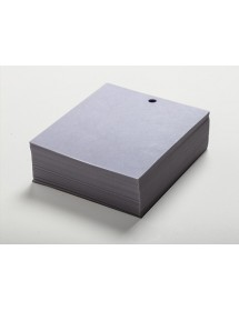 Hamburger separator PERFORATED SQUARE (Paper)