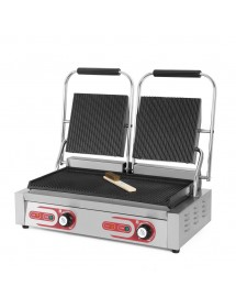 Grill Double Stainless Steel EUTRON PG-813