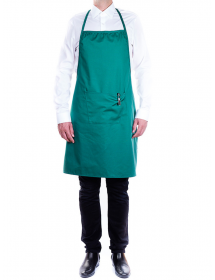 Pete apron 75x90 cm with pocket