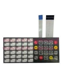 Flat keyboard 50 keys Epelsa scale.