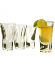 Shot glass DUBLIN 4'2 cl (6 pcs)