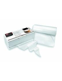Mangas Desechables de Plástico en Caja Dispensadora (100 uds)