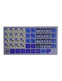 Cover Keypad Scale Epelsa Marte 49 keys