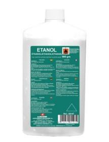 Etanol en botella de 840 gr