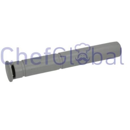Overflow pipe OZTI 500 40X180mm 6262.00028.001