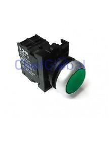Interruptor Pulsante Luz Ozti M22DRL-G Conjunto 6232.00012.09 6232.00012.05 6232.00012.04 6232.00012.07