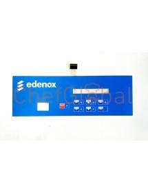 Botonera Envasadora Vacío Edenox VAC Sensor K005B50055
