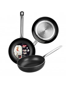 Non Stick Deep Frypan 2 coats I-CHEF