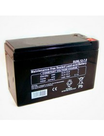 Battery 12V 151x65x94mm Scale Marques