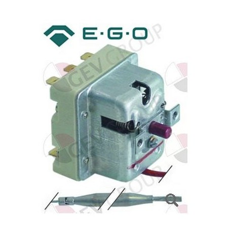 safety thermostat switch-off temp. 350°C 3-pole 20A EGO 55.32566.806 Fagor 12027566 K001B31100