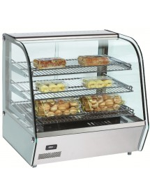 Display case hot 120 L