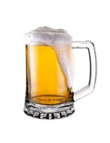 Jarra de cerveza AMBERES 38 cl (Caja de 4 uds)