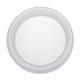Round Flat Premium Plate 26 cm (10 pcs)