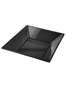Black Deep plate 170mm PS (25 pcs)