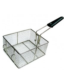 Electric Fryer Basket with Handle 185x205x100 mm EF-101B, EF-102B