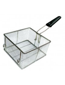 Electric Fryer Basket with Handle 230x250x120mm EF-161V EF-162V