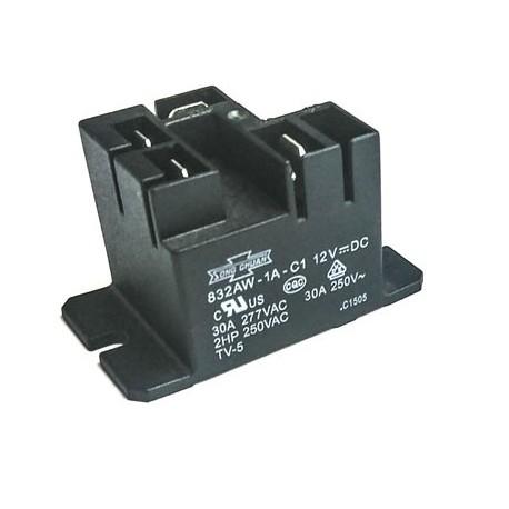 Relé de potencia 12V 832W-1A-C1