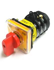 Conmutador Giratorio Interruptor DELIXI LA18