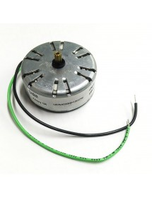 motor FIBER pinion ø 4,3mm teeth 10 230V turn direction left motor ø 42x15mm M61L M61BJ0L2200