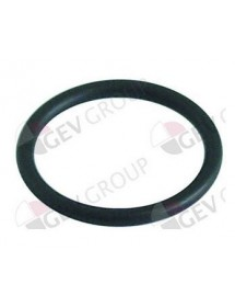 O-ring EPDM thickness 5,34mm ID ø 50,16mm Qty 1 pcs Fagor Q307052000 12010079