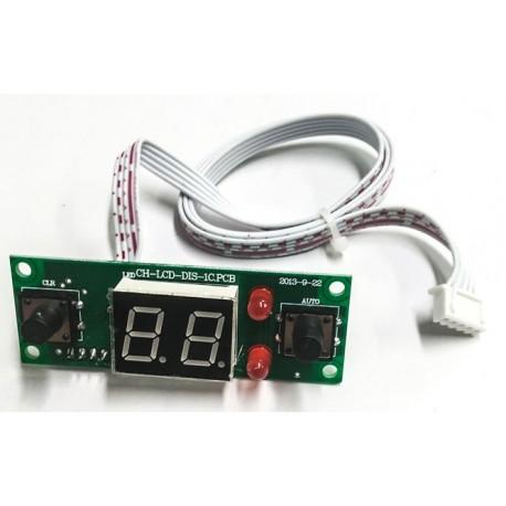 Placa Electronica Chocolatera HCL CH-LCD-ZB-1B.PCB