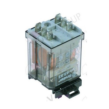 relé de potencia FINDER 230VAC 16A 2NO empalme conector Faston 6,3mm lengüeta de sujeción Fagor 12023706 Z203062000