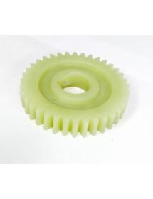 Engranaje Plastico Cortadora a tiras SL eje 25mm