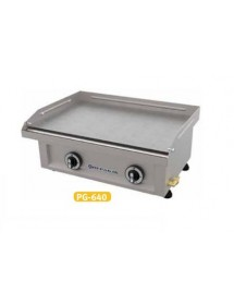 Gas Griddle PG-600 y PG-640