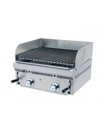 Gas barbecue MAINHO Bras-Grill series Blued Steel Black