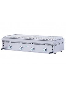 Gas barbecue MAINHO Bras-Grill series stainless steel