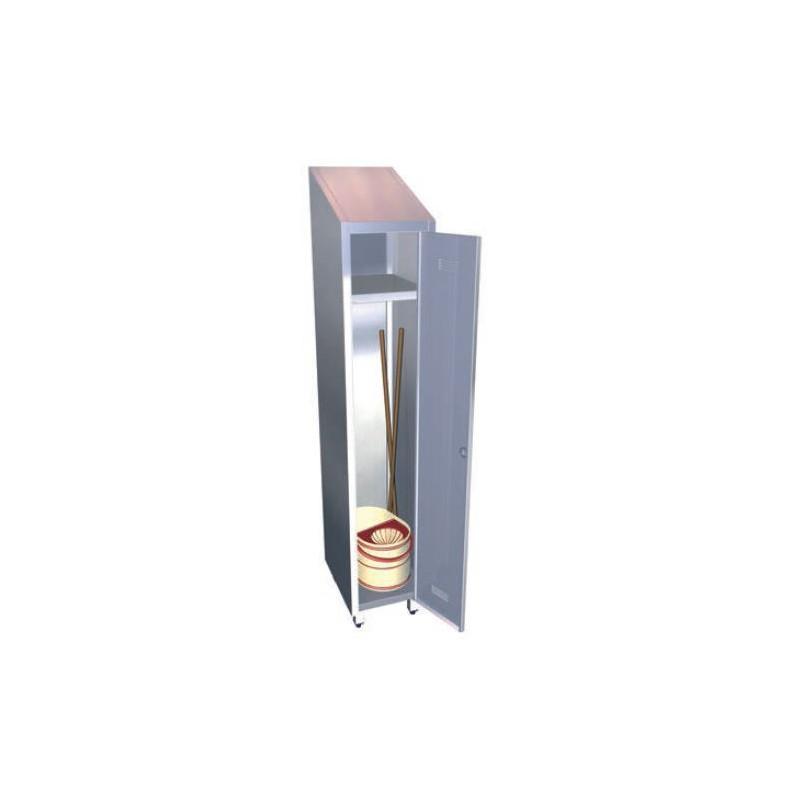 Armario de una puerta para productos de limpieza chef - Armarios de una puerta ...