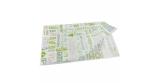 """2 sides Open Bags """"PAROLE"""" - Kebab & Burger (500 pcs)"""