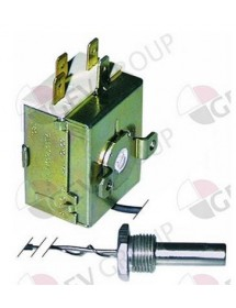 thermostat t.max. 85°C temperature range fixed 55°C 1-pole 1CO 16A