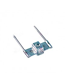 skewer clamp single for skewer 12x12mm mounting pos. outer skewer 75mm skewer ø 4mm