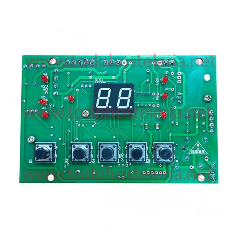 Electronic board DZ260 DZ350 DZ450 vacuum packaging.