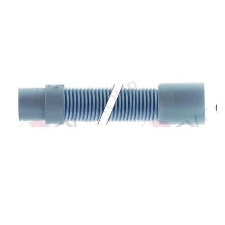 drain hose DN24 L 1500mm A int. ø 24mm A ext. ø 28mm B int. ø 28mm B ext. ø 35mm Sammic 2305113