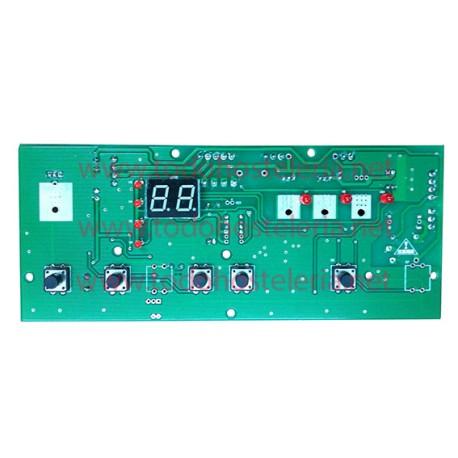 Electronic board DZ260 DZ400 DZ500 vacuum packaging.