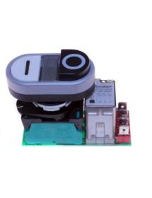Bouton-poussoir avec relais Trancheuse RGV DOLLY 330/350/370