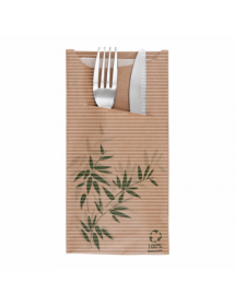 Verjured kraft bag (Pack of 100 pcs)