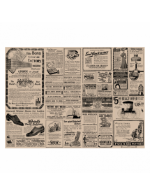 Recycled Tablecloths Newspaper (Pack of 500 pcs)