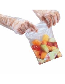 Bolsas de polietileno con autocierre (Pack 100 uds)