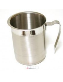 Stainless steel decanter 1,5 L