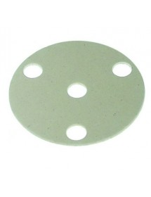 insulation ø 130mm thickness 3mm hole ø 20mm for hot air fan