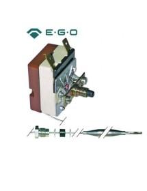 Termostato de seguridad 230°C 1 polos 16A sonda ø 6mm sonda L 96mm EGO freidora Turhan 55.135.45.10 375138