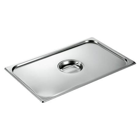 Tapadera para cubeta gastronorm acero inoxidable 18 10 for Cubetas de acero inoxidable