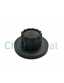 Hard Plastic control shaft or 8X6mm diameter 70mm