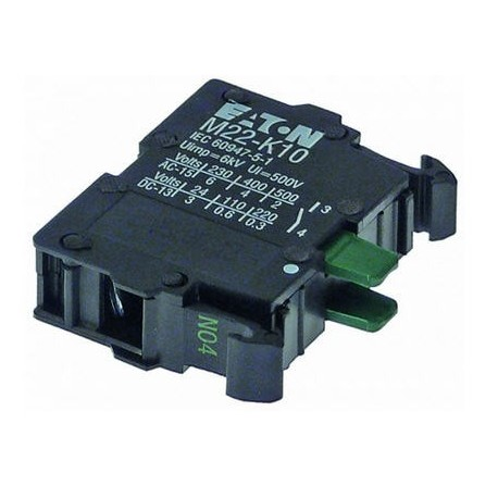 contact block screw 1NO 346292 Ozti 6232.00012.05
